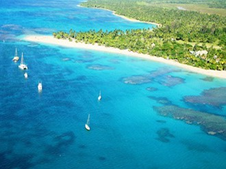 Best Low Price Shore Excursions : Las Terrenas Beach Tour in Samana DR.